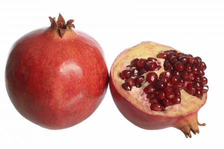 Pomegranate fruits